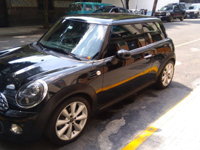 Mini Cooper 1.6 All Black 6vel Aa Mt