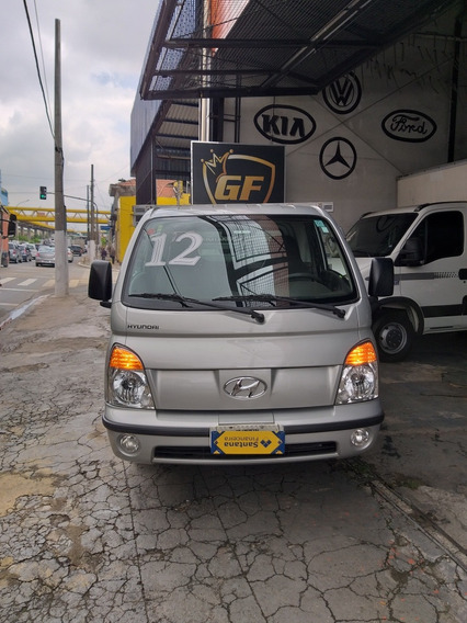 Hyundai Hr 2.5 Rs Longo S/ Carroceria Tci 2p 2012 Novissima