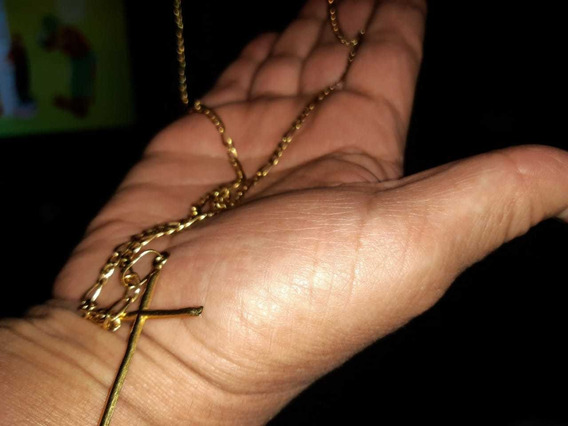 Vendo Corrente De Ouro 18 Kilates