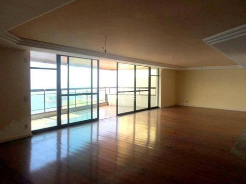 Imagem 1 de 30 de Cobertura Com 4 Dormitórios À Venda, 650 M² Por R$ 5.500.000,00 - Ingá - Niterói/rj - Co2272