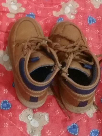 Sapato Infantil Em Perfeito Estado Numeracao 27