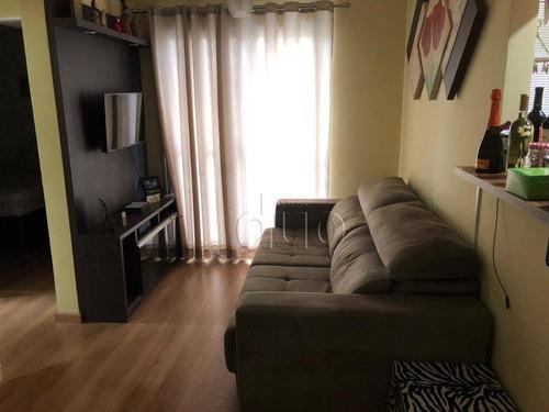 Apartamento Com 2 Dormitórios À Venda, 48 M² Por R$ 190.000,00 - Bongue - Piracicaba/sp - Ap4293