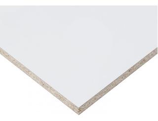 Placa Melamina Blanca Sobre Mdf 18mm 1,83x2,75 Mts- Maderwil