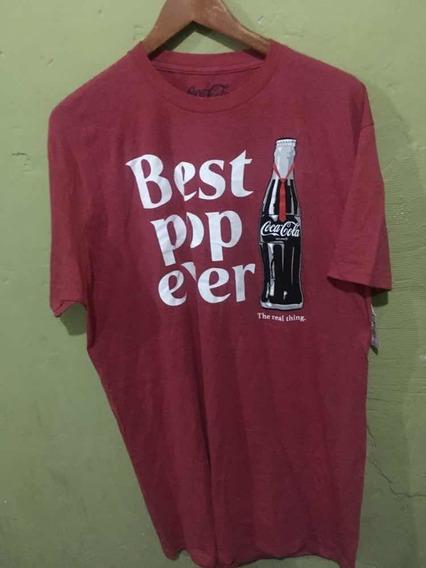 Playera Coca Cola Best Pop Ever