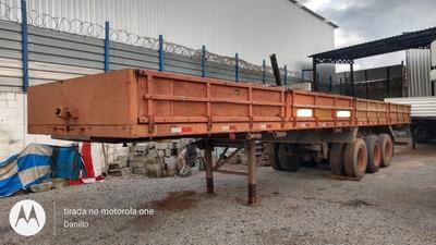 Carreta Randon Porta Container