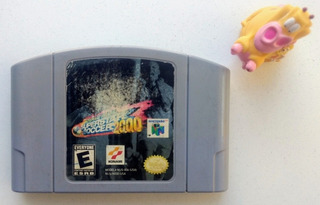International Super Star Soccer 2000 Nintendo N64