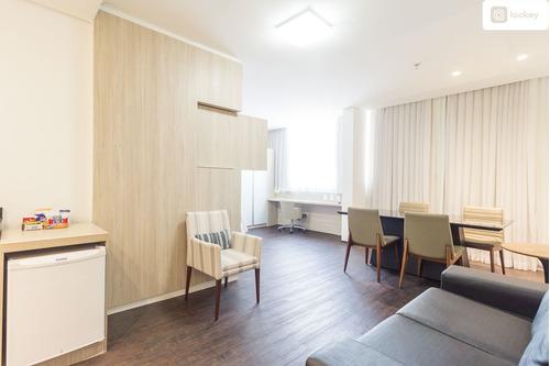 Aluguel De Apartamento Cobertura Com 30m² E 1 Quarto - 11209