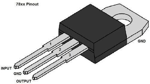 Regulador De Tensão L 7810 Cv 10v 1a Positivo 10 Peças