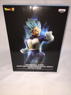 Banpresto Dragon Ball - Vegeta Super S God Edicion Limitada