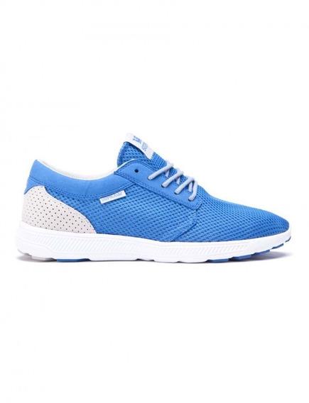 Zapatillas Supra Hammer Run Blue White.