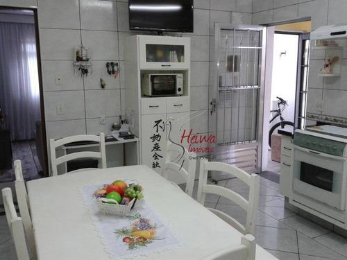 Imagem 1 de 21 de Sobrado Com 3 Dormitórios À Venda, 211 M² Por R$ 800.000,00 - Vila Jaguara - São Paulo/sp - So0760