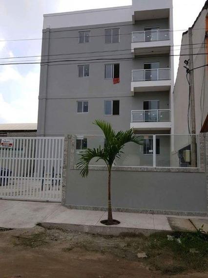 Apartamento Em Jardim Catarina, São Gonçalo/rj De 55m² 2 Quartos À Venda Por R$ 130.000,00 - Ap292227