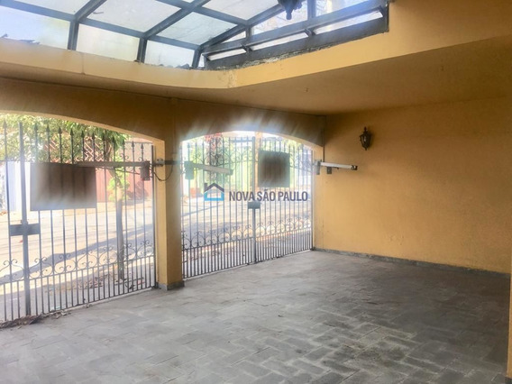 Sobrado 4 Dormitórios Planalto Paulista Próximo Ao Shopping Garden - Bi25193