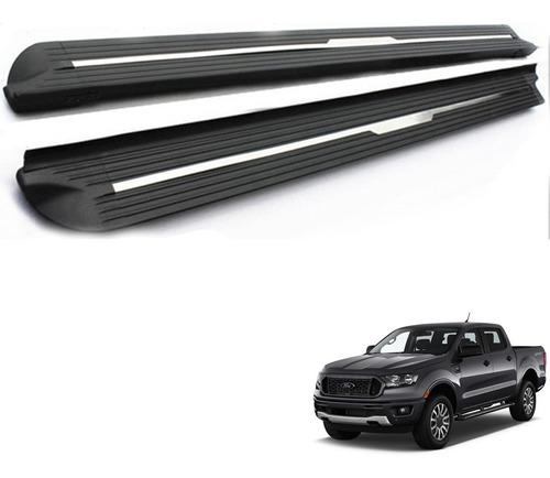 Pisadera Estribos Ford Ranger 2012 - 2020