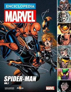 Enciclopedia Marvel 2017 # 48 Spider-man Vol. 7 - Autores Va