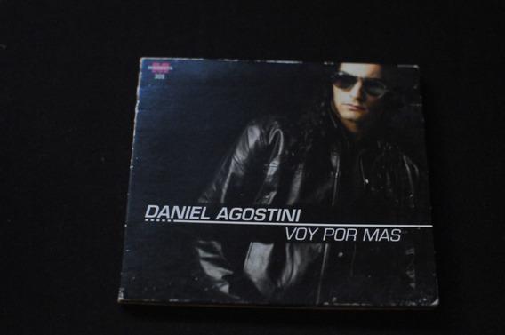 Cd Daniel Agostini - Voy Por Mas