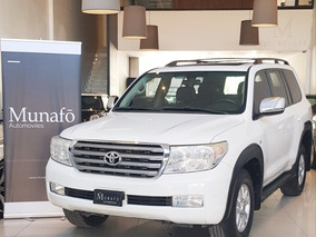 Toyota Land Cruiser 4.5 200 Vx 265cv At 2012