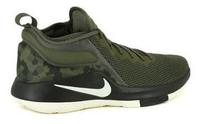 Tenis Nike Lebron Witness Ii Camuflaje Originales Nuevos!!!