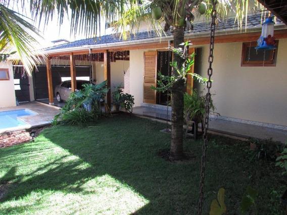 Casa Residencial À Venda, Santa Cecília, Piracicaba - Ca0017. - Ca0017