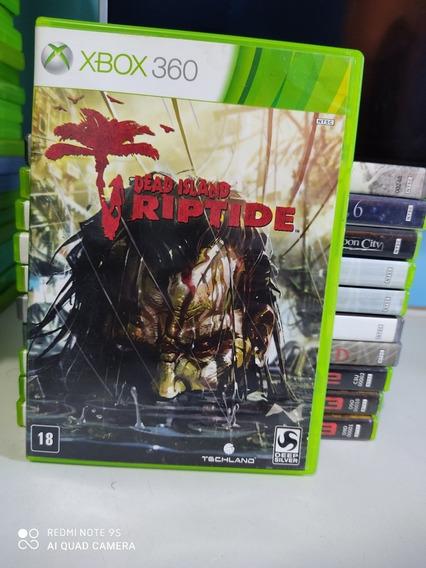 Jogo Dead Island Riptide Para Xbox360