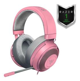 Headset Razer Kraken Pro V2 Quartz Rosa Garantia 1 Ano Oval