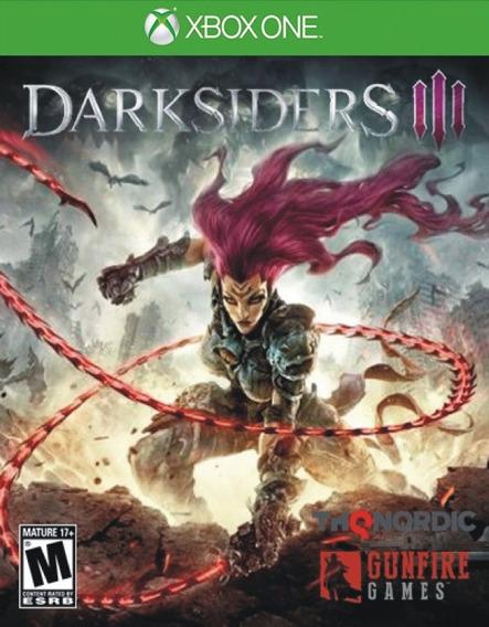 Darksiders Pacote Trilogia 3x1 Midia Digital Xbox One