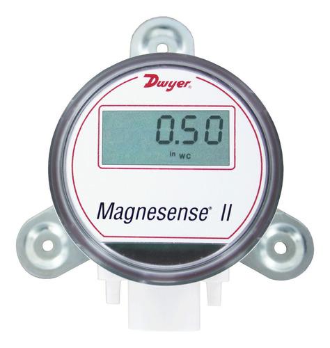 Transmisor De Presión Diferencial Magnesense Ii Dwyer Ms2