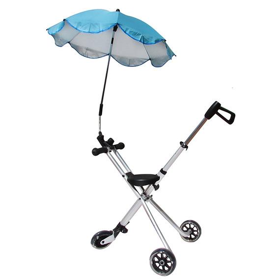 Cochecito De Paseo Plagable Babykart Premium - Envio Gratis!