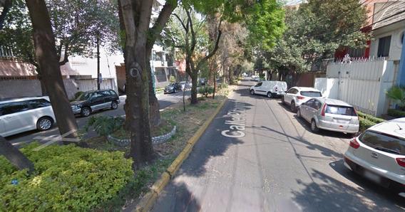 Terreno En Venta Narvarte (pitagoras)