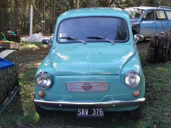 Fiat 600 R