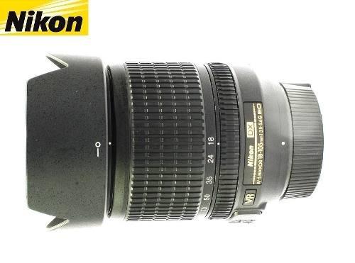 Lente Nikon 24-85 Mm - Normal E Macro - Original - Promoção