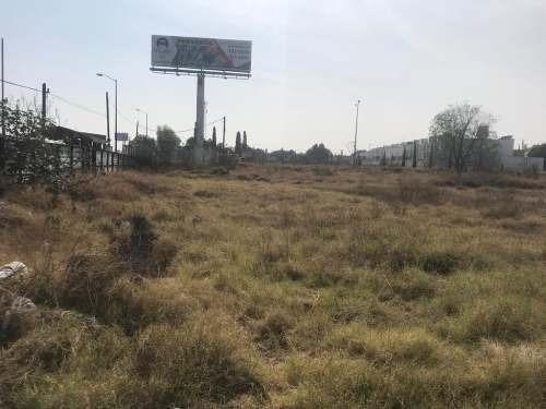 Terreno Sobre La Autopista Carretera Libre A Celaya Con Un