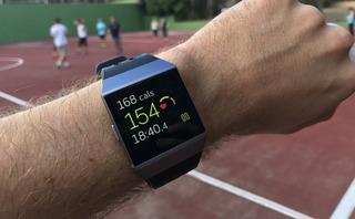 Fitbit Ionic Como Nuevo - 10/10
