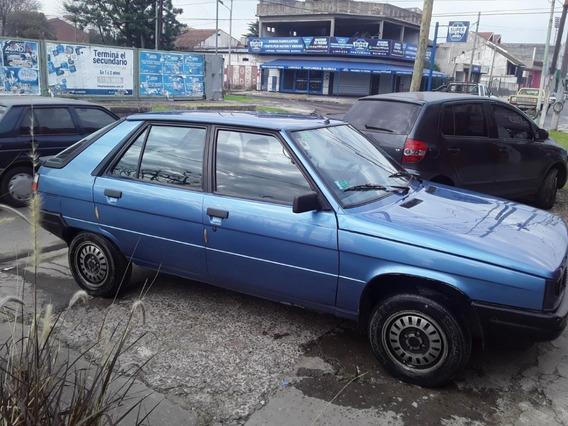 Renault 11 Ts 1985