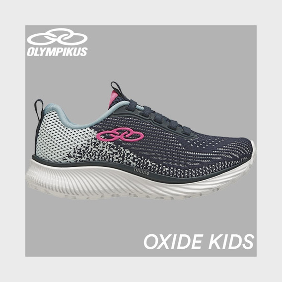 Tenis Olympikus Oxide 723 Infantil Feminino