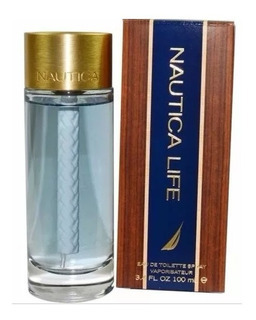 Perfume Náutica Life 100ml Eau De Toilette Spray