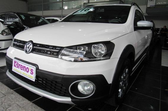 Volkswagen Saveiro Cross 1.6 16v Msi Cd (flex) Flex Manual