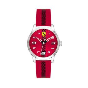 Reloj Scuderia Ferrari Pitlane 0860001 Hombre