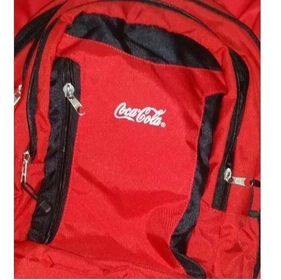 Mochila Coca Cola Olimpíadas Rio 2016
