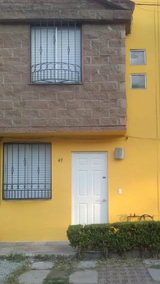 Casa En Condominio, Colonia Bosque De Tultitlán