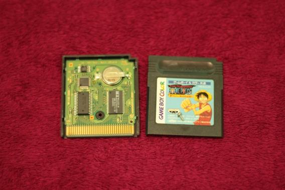 One Piece Jogo Original Japones Game Boy Color Frete R$15