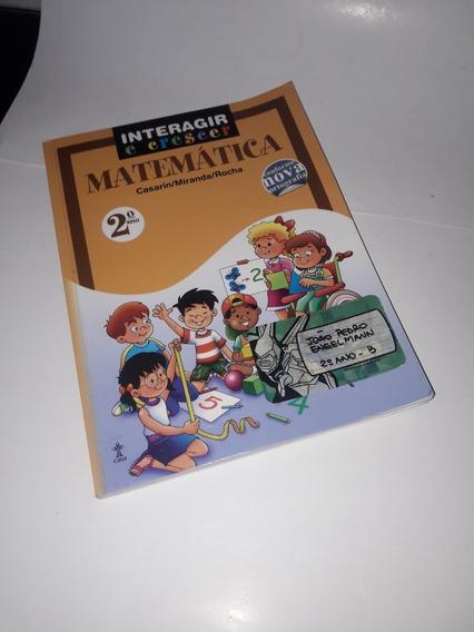Interagir E Crescer - Matematica - Ensino Fundamental I - 2º