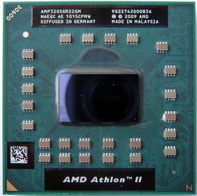 Amd Athlon Ii Dual-core Mobile P320 Notebook