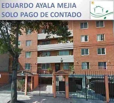 Venta De Departamento En Anahuac, Miguel Hidalgo.