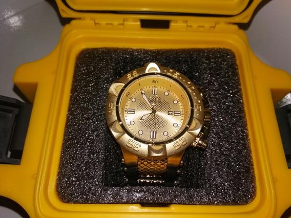 Relógio Invicta Lindo Na Caixa Um Conjunto De Qualidade
