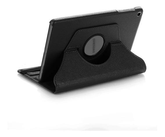 Capa Case 360º Galaxy Tab A T510 T515 Giratória Resistente