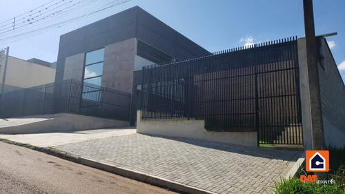Barracão Para Alugar Em Colônia Dona Luiza - 1232-l