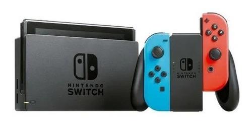 Imagen 1 de 2 de Nintendo Switch Nueva Version 2.0 Avenida Tecnologica