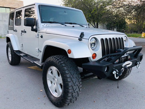 Jeep Wrangler X Sahara Unlimited 4x4 At