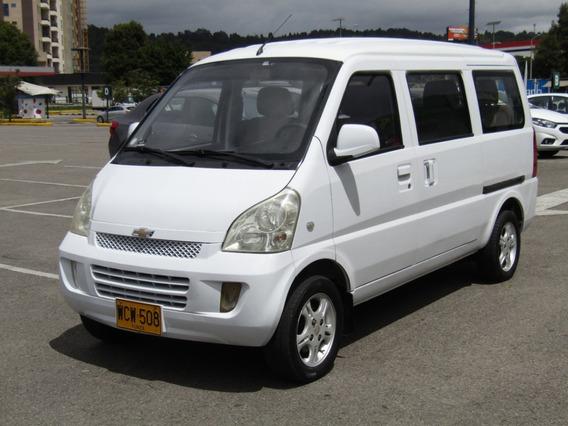 Chevrolet N300 Mt 1200 Cc
